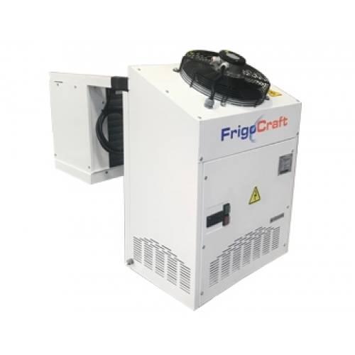 Monoblok  Embraco Hermetik Soğutma Cihazı  2,00 HP ( -18°C / -25°C )