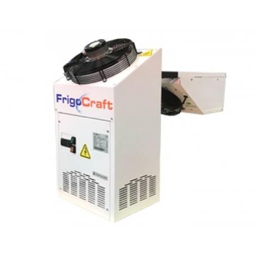 Monoblok  Embraco Hermetik Soğutma Cihazı  1/3 HP ( -5°C / +5°C )