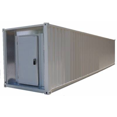 Tunel Group - Konteyner Soğuk Oda, Container Cold Storage (+5 / -5) 40'luk