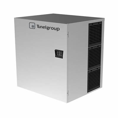 Tunel Group - Küp Buz Makinesi TNL-TN500 500Kg/24h (Buz Hazneli)