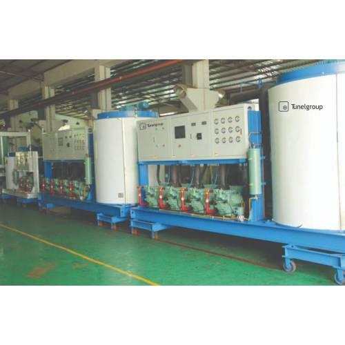 Tunel Group - Yaprak Buz Makinesi - TNL-300