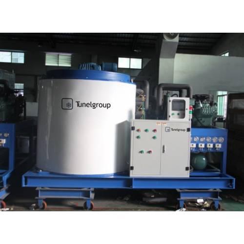 Tunel Group - Yaprak Buz Makinesi - TNL-80